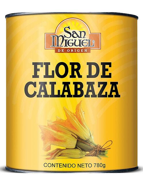 """Flor de calabaza """"San Miguel"""" 780 gr"""