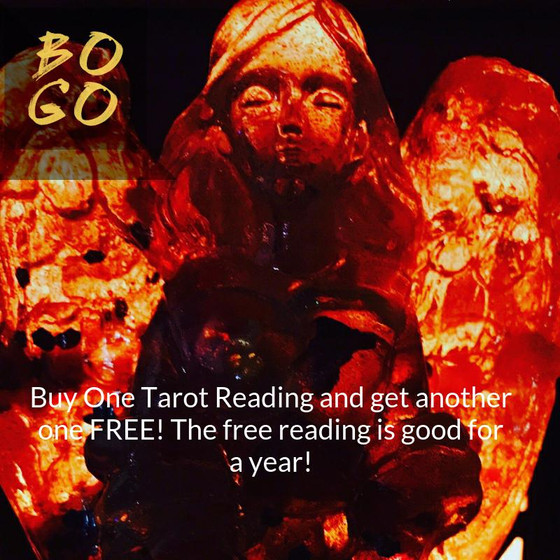 BOGO Tarot Readings