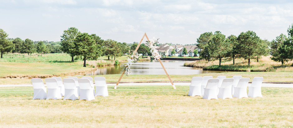 Common Difficulties of Outdoor Weddings & How To Overcome Them