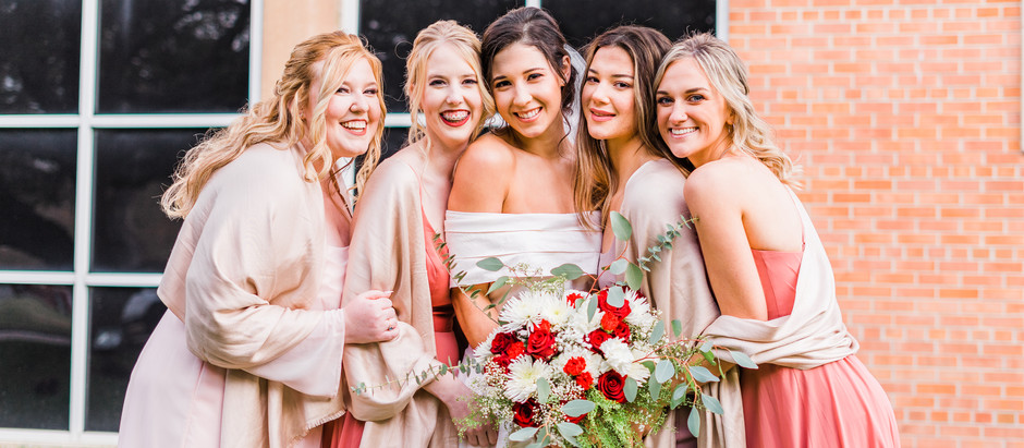 Honoring Your Maid of Honor