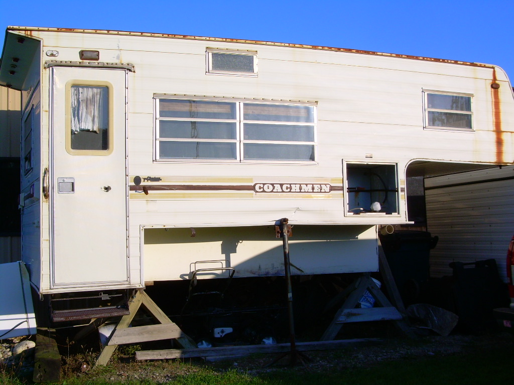 1972 Coachmen before