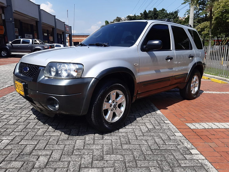 Ford Escape Xlt At 3.0 4x4 2007