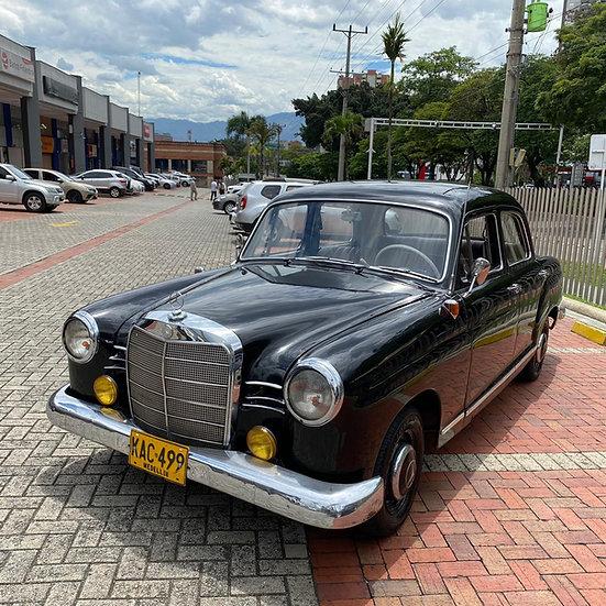 Mercedes-Benz C180 1.8 Mt 1960