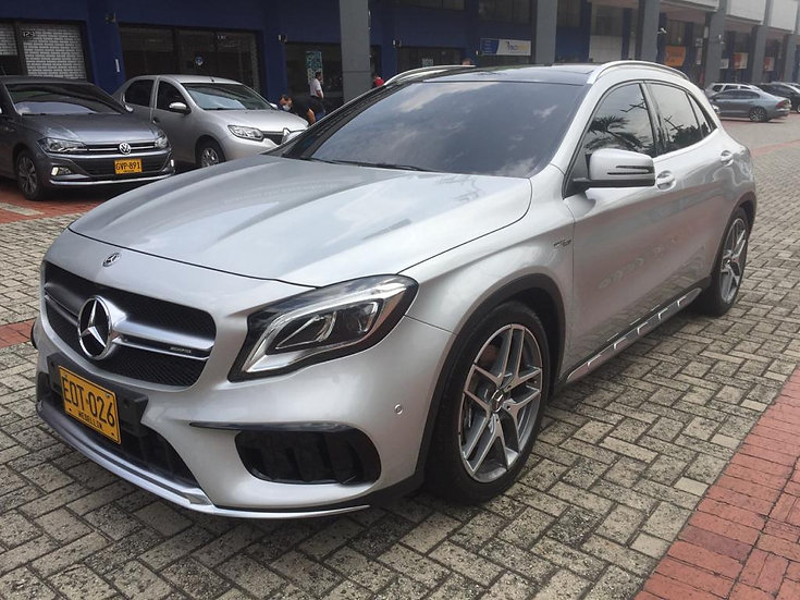 Mercedes-Benz GLA 45 AMG 4MATIC 2.0 2018