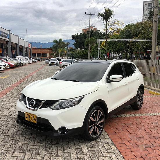 Nissan Qashqai 2.0 At 2016
