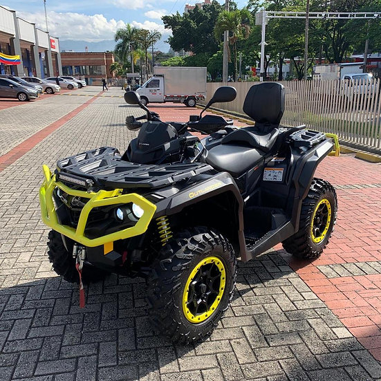 Brp Can-am Outlander Max 1.0 At 2020