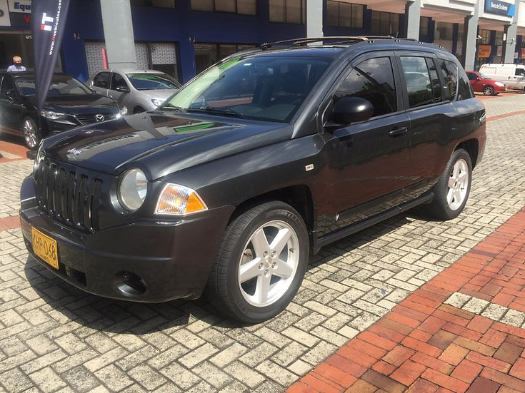 Jeep Compass Limited At 2.4 2010