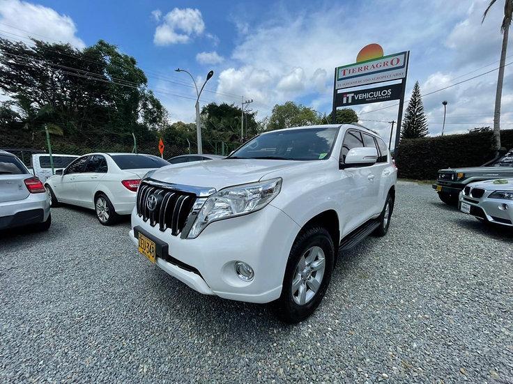 Toyota Prado Txl 3.0 At 4x4 2015