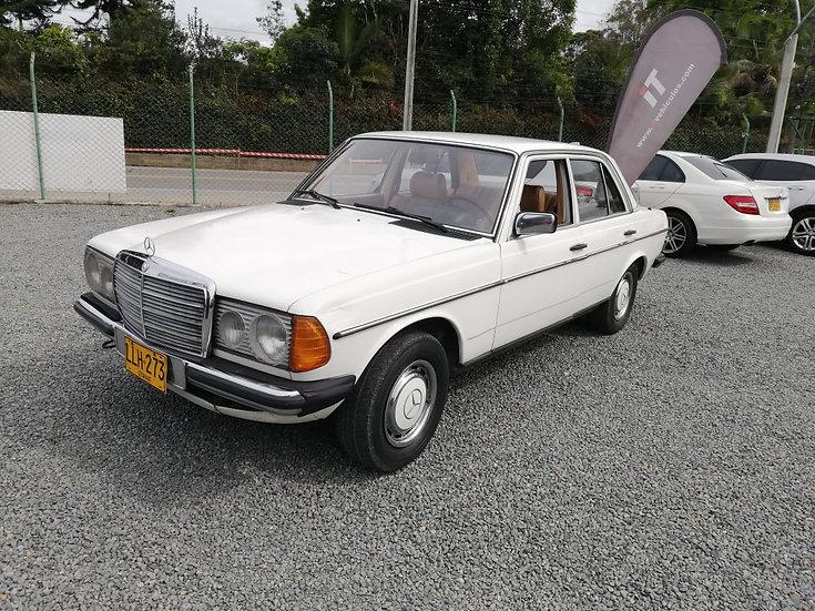 Mercedes-Benz E200 Mt 2.0 1982