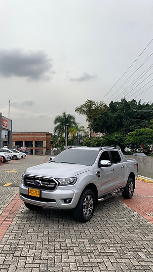 Ford Ranger Limited 3.2 At 4x4 2021