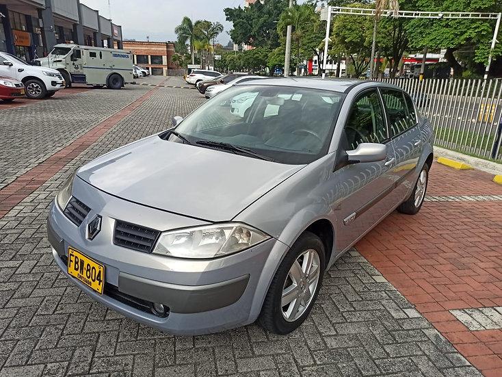 Renault Megane II Dinamique 2.0 At 2006