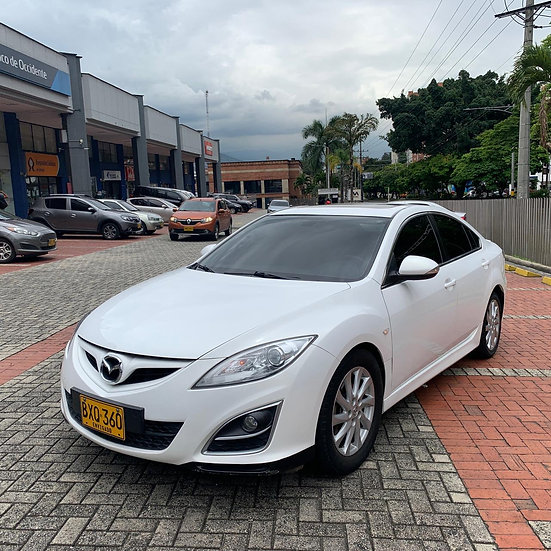 Mazda 6 All New L5NAO 2.5 At 2011