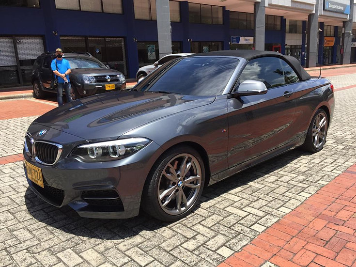 Bmw M240i Cabrio  Coupe 3.0 At 2018