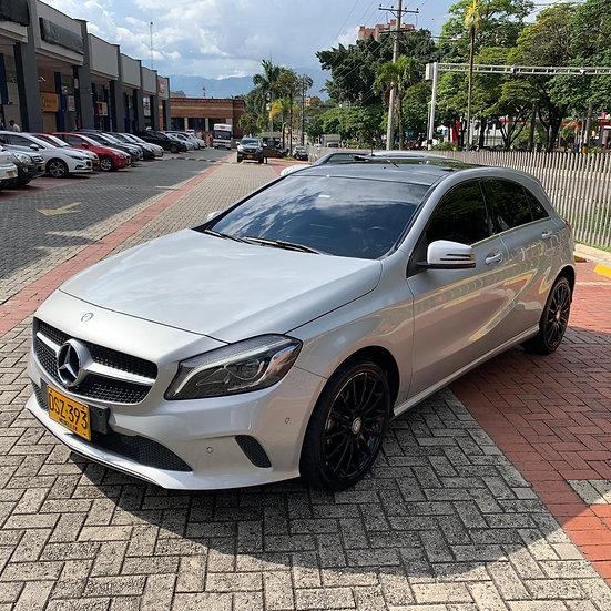 Mercedes-Benz A200 1.6T AT 2017
