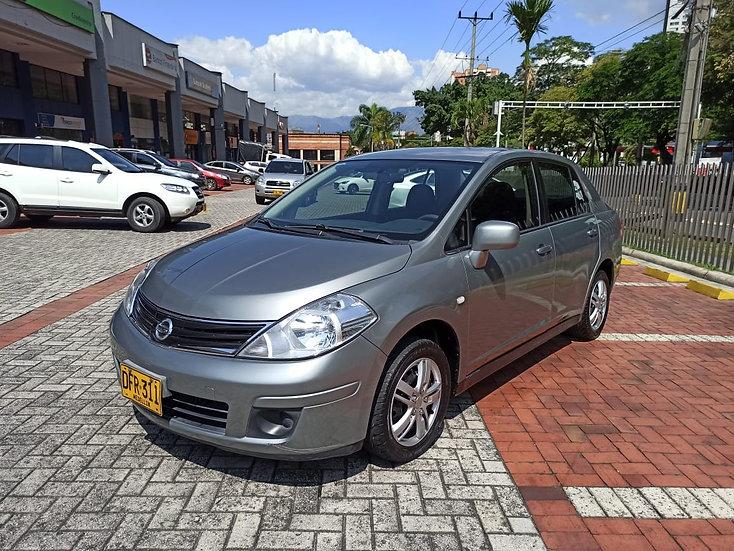 Nissan Tiida Miio 1.8 AT 2012
