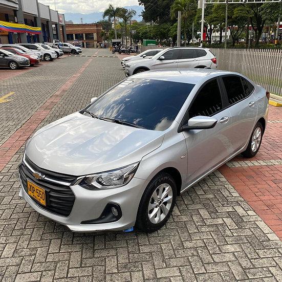 Chevrolet Onix LTZ 1.0 At 2021