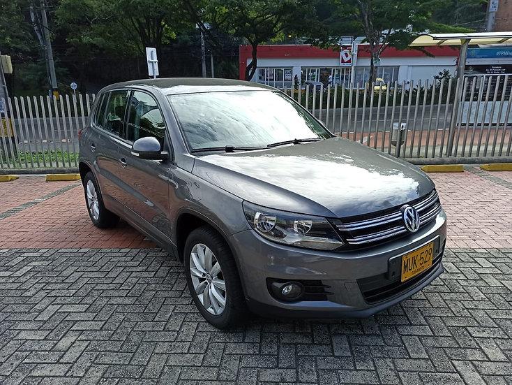 Volkswagen Tiguan Trend&Fun 2.0T 4x4 2012