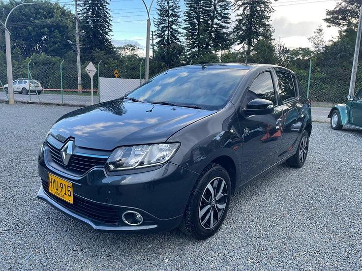 Renault Sandero Tripadvisor 1.6 Mt 2018