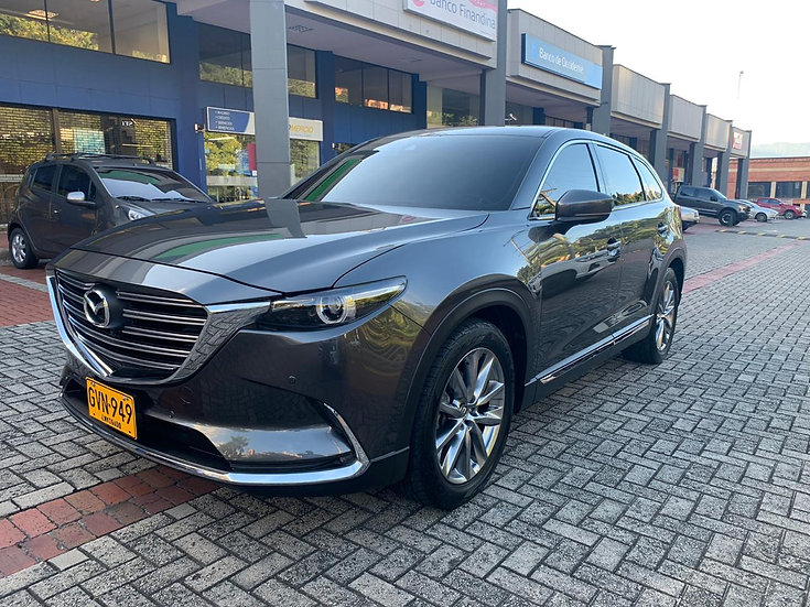 Mazda CX9 Signature 2.5 AT 2020