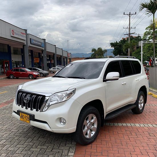 Toyota Prado Txl 3.0 At 4x4 2017