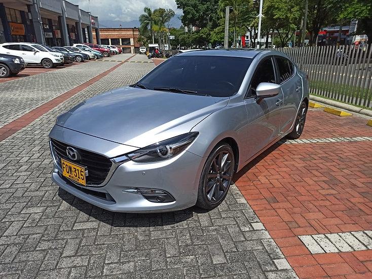Mazda 3 Grand Touring 2.0 At 2019 FQU 315 Blindaje 2+