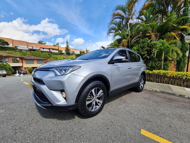 Toyota Rav4 Xroad 2.5 At 4x4 2017 Blindaje 2+