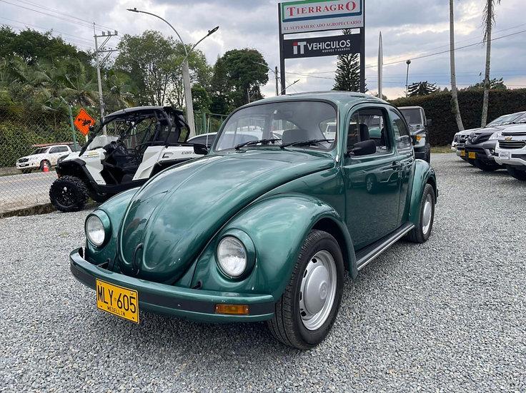 Volkswagen Escarabajo Mt 1.6 1996 MLY 605