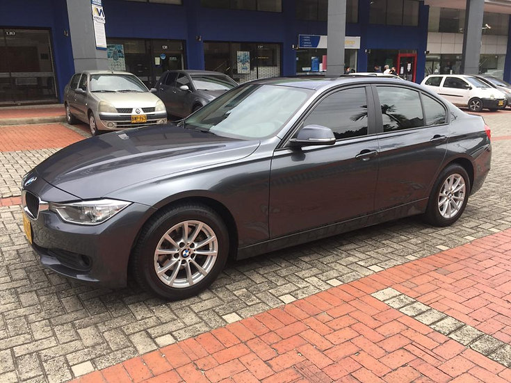 Bmw Serie 3 316i 1.6 At 2014