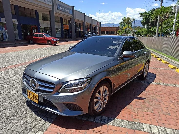 Mercedes-Benz C 200 CGI Exclusive 2.0T 2020