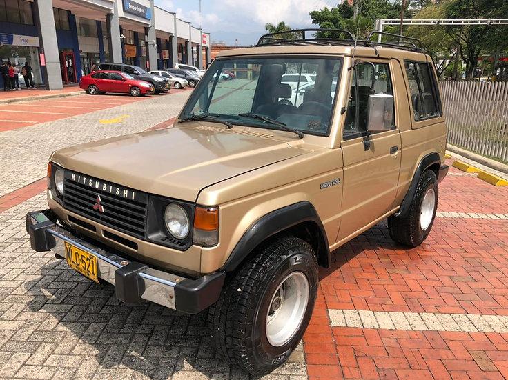 Mitsubishi Montero Mt 2.6 1990