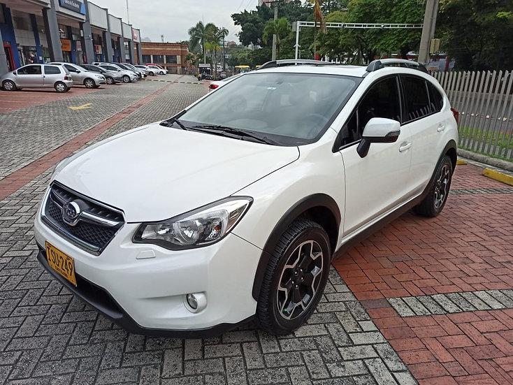 Subaru Xv 2.0i-s Cvt 2.0 At 2016