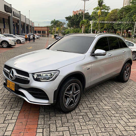 Mercedes-Benz GLC 300e 4Matic Coupe AMG Line 2.0 At 2020