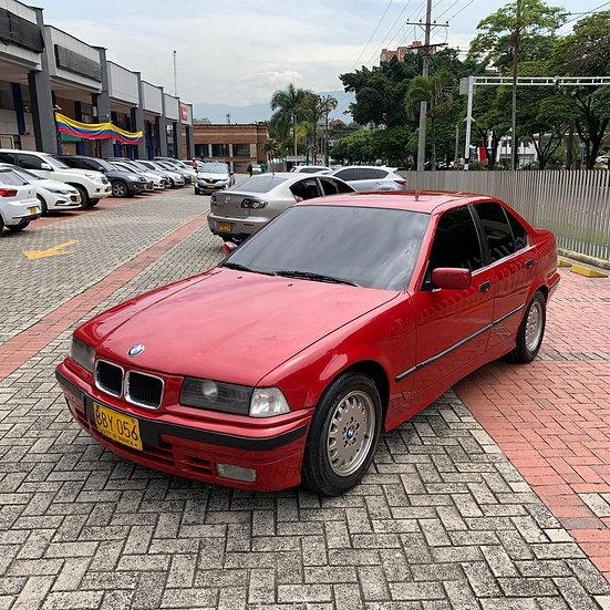 Bmw 325i 2.5 Mt 1993