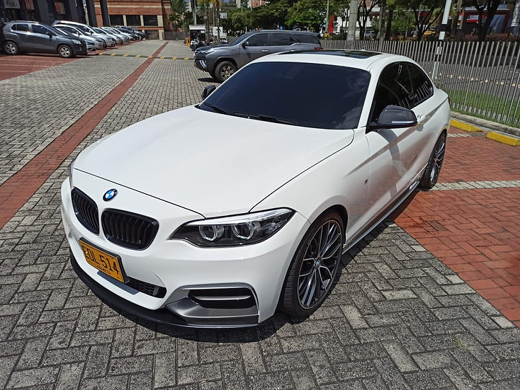 Bmw M240 Coupe 3.0 At 2019