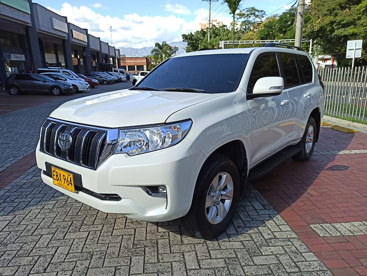 Toyota Prado Txl 3.0 At 4x4 2018 Blindaje 2 Plus