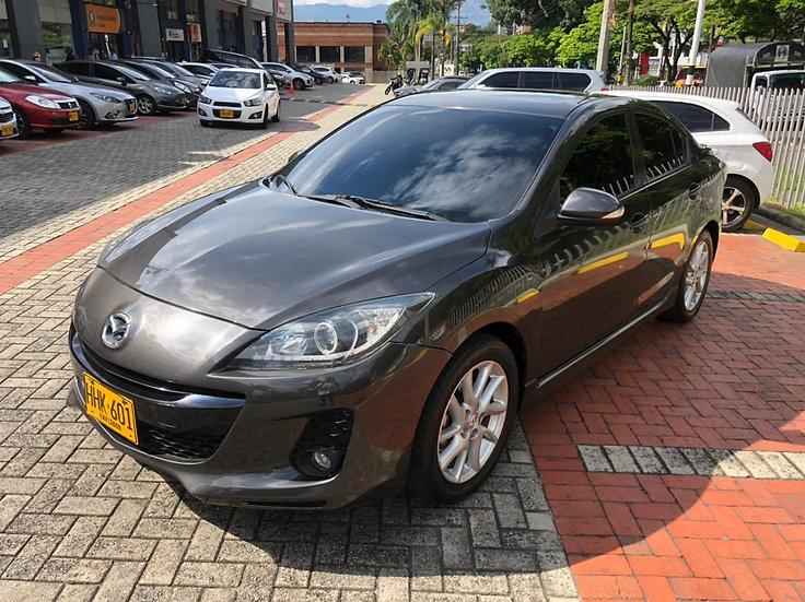 Mazda 3 LXNA3 Hig 2.0 At 2014