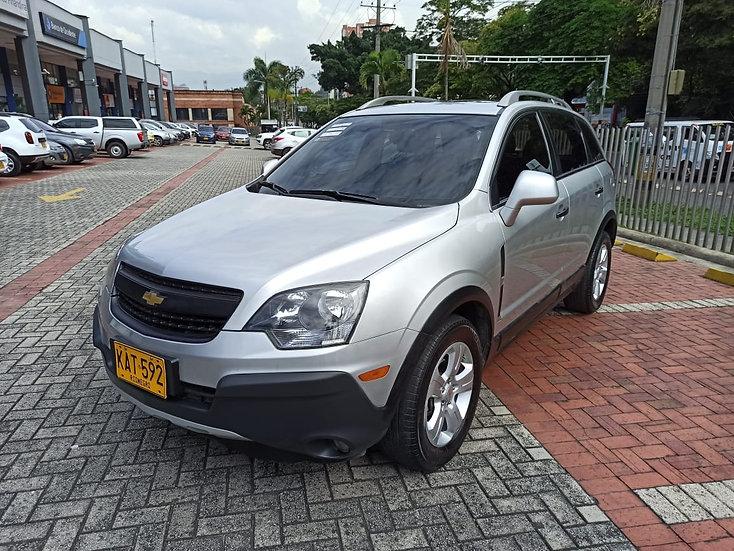 Chevrolet Captiva Sport At 2.4 4x2 2015