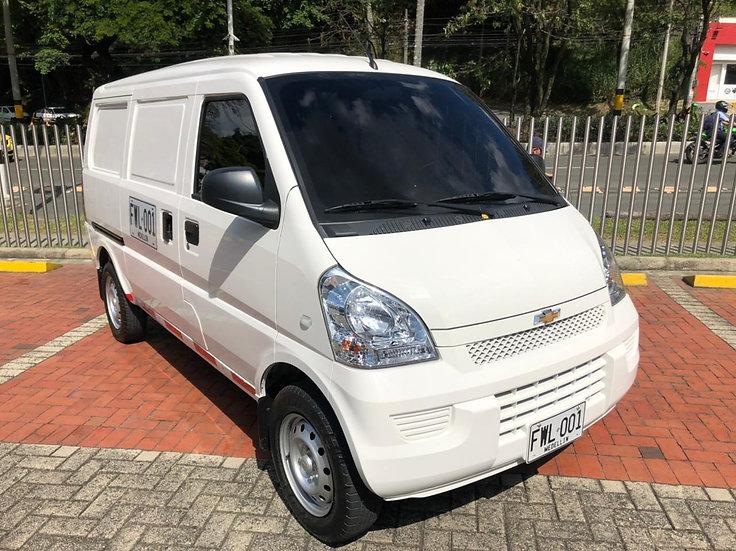 Chevrolet Van N300 Cargo Plus Mt 1.2 2020