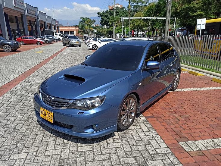 Subaru Impreza WRX AWD Mt 2.5 2008