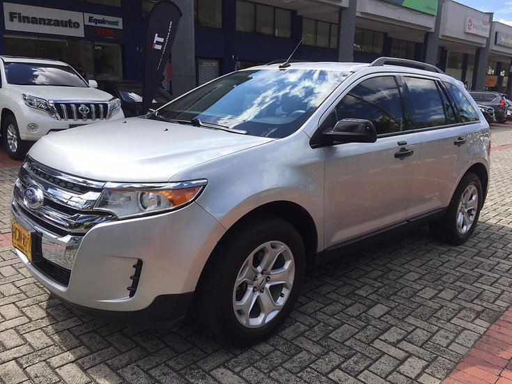Ford Edge Limited 3.5 At 2013 Blindaje 2+