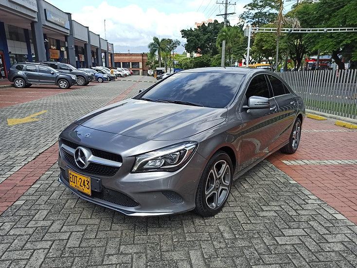Mercedes-Benz CLA 180 1.6 At 2018