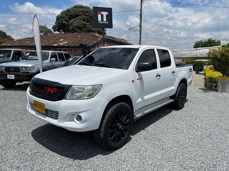 Toyota Hilux IMV Mt 2.5 4x4 2014