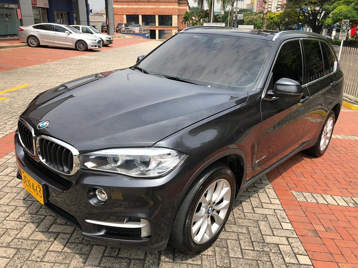 Bmw X5 XDrive35i 3.0T At 2017