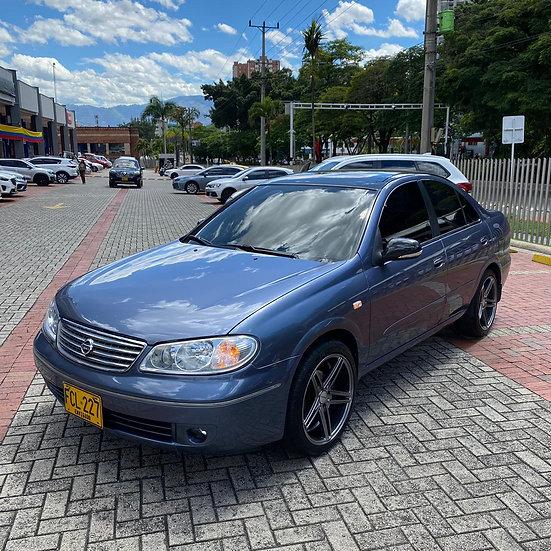 Nissan Nuevo Almera 1.6 Mt 2006