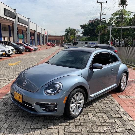 Volkswagen Beetle Final Edition 2.5 At 2019