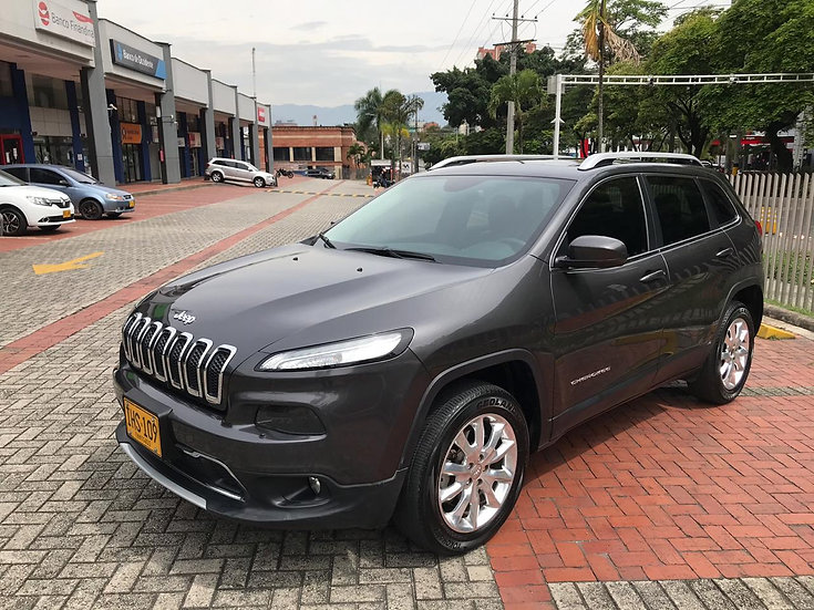 Jeep Cherokee Limited At 3.2 4x4 2015