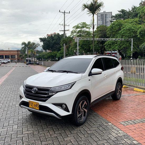 Toyota Rush High 1.5 4x2 2019