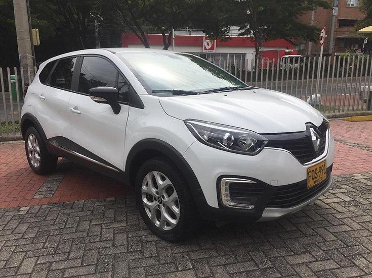 Renault Captur Zen Mt 2.0 2019