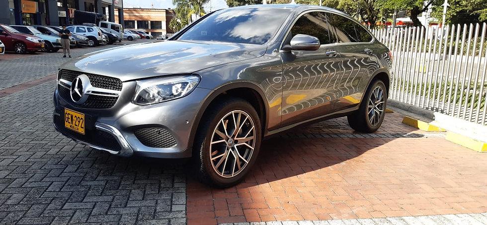 Mercedes-Benz GLC 350E 4Matic 2.0T 2019 GEW 292