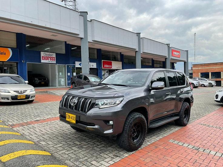 Toyota Prado Txl 3.0 At 4x4 2019 Blindaje 2+